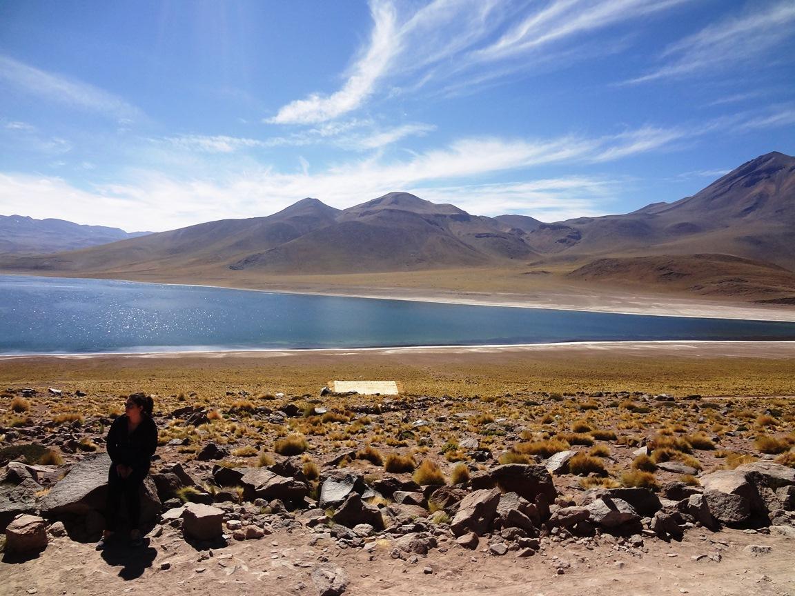 Lagunas Altiplânicas e Salar de Atacama – Série San Pedro de Atacama