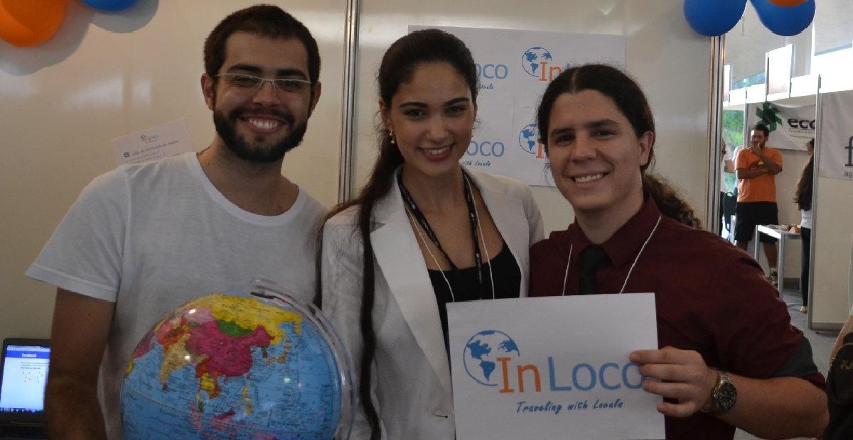 App para viajantes - InLoco