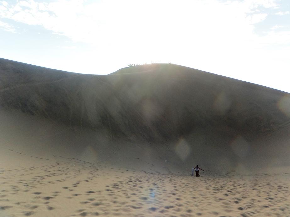 Huacachina: passeio de buggy e sandboard nas dunas