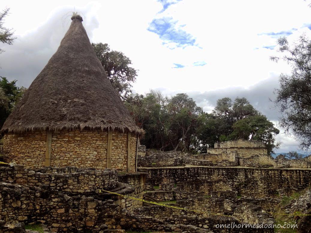 Kuelap: a nova Machu Picchu no norte do Peru