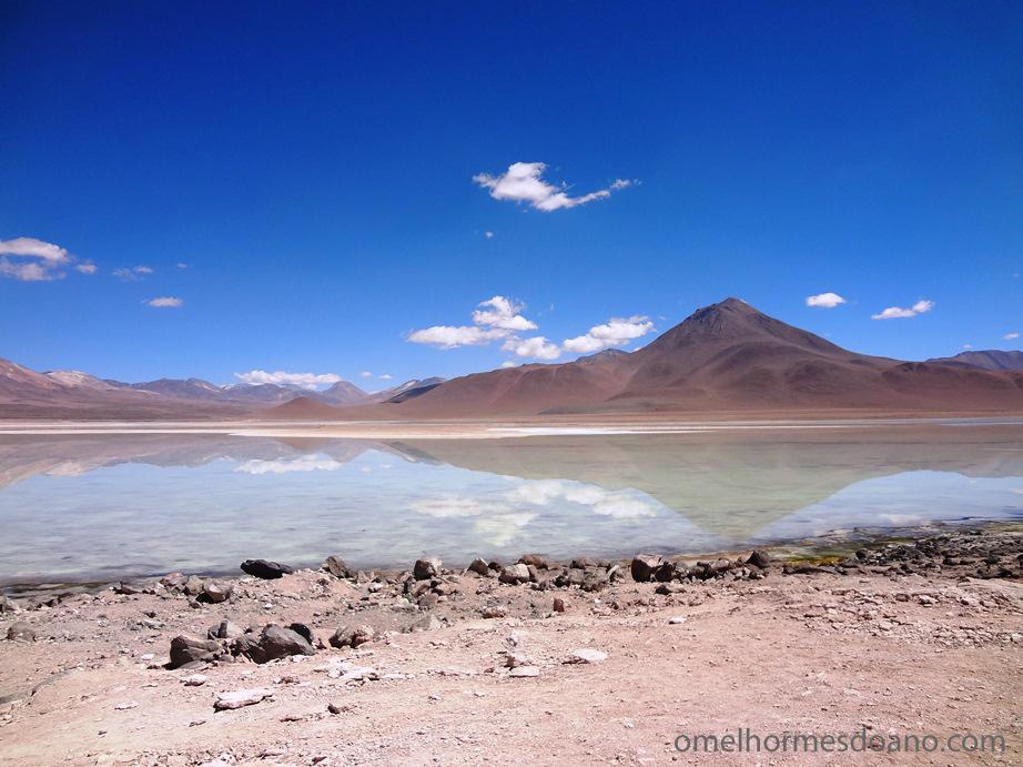 Os 9 lagos mais bonitos da América do Sul