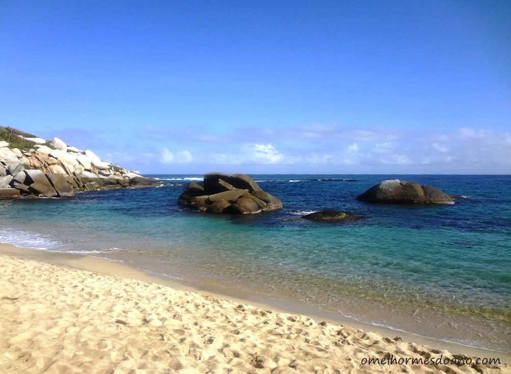 Parque Tayrona: o caribe é aqui