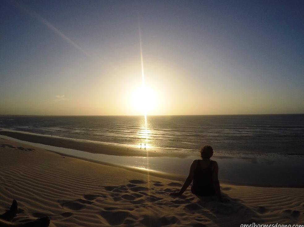 Jericoacoara: o paraíso é aqui