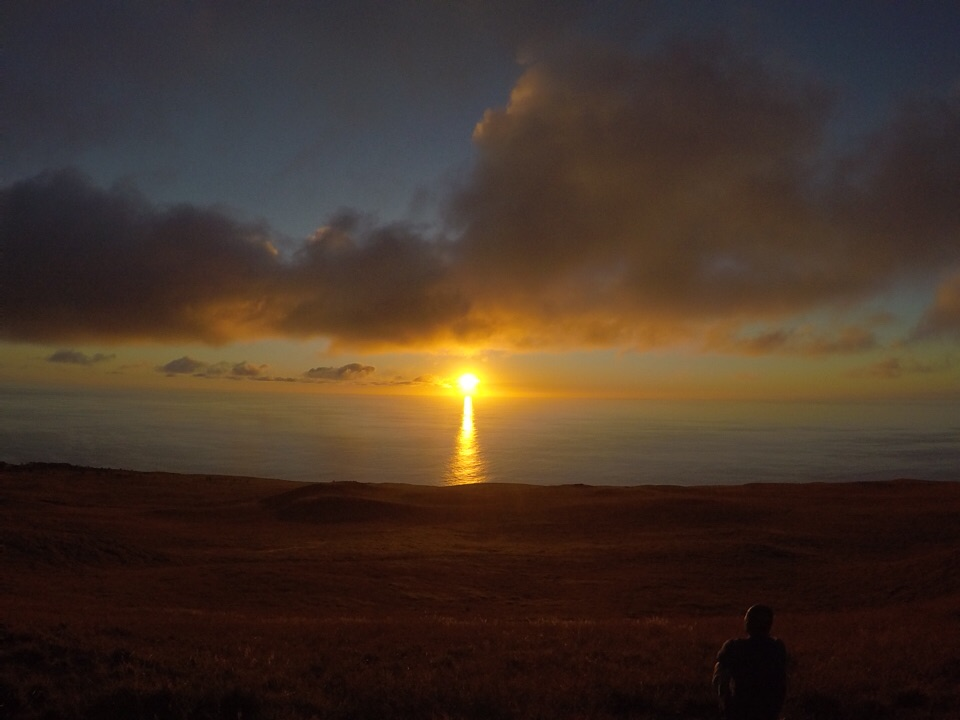 Terevaka: vista 360º da ilha de cima do maior vulcão