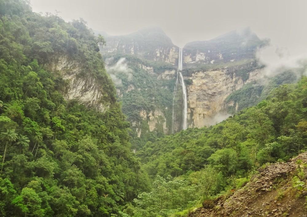 Gocta: a Xª maior cachoeira do mundo
