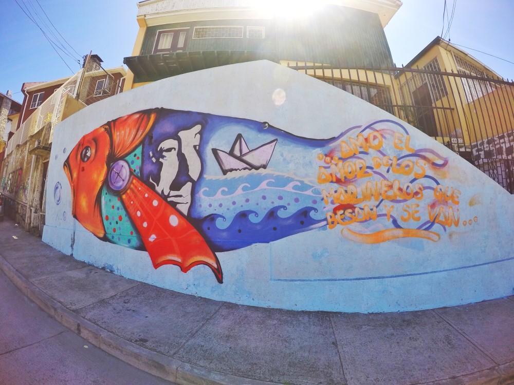 O que fazer em Valparaíso?