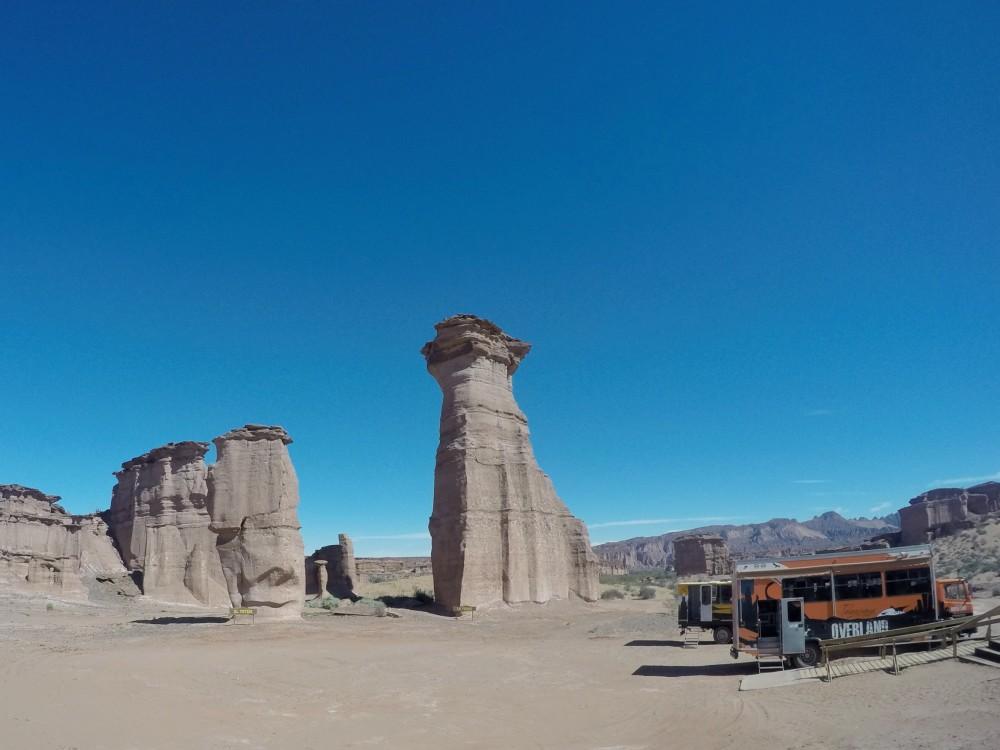 Parque Nacional Talampaya: um lugar que você não conhece na Argentina
