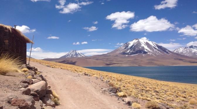 Passagens baratas no Chile!