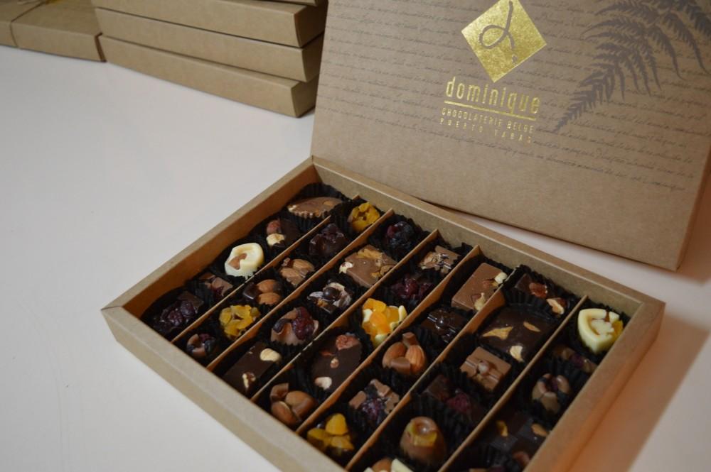 Diário de workaway - Dia 1 - A chocolateria