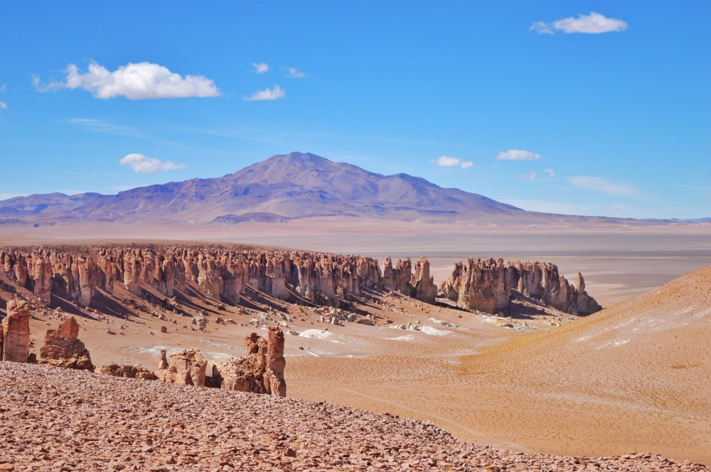 Salar de Tara: frio e mais paisagens maravilhosas no Atacama