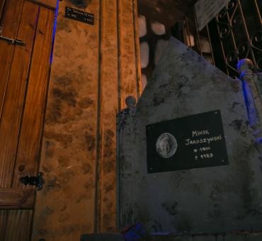 Escape 60: fugindo de um cemitério!