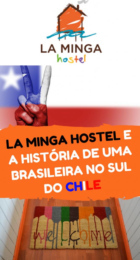 Hostel no Chile - Castro - Chiloé. Hostel em Chiloé. Brasileiros no Chile. Como morar no Chile e abrir um negócio. Vivendo no Chile. La Minga Hostel Castro Chiloé. Best hostels in Chile.